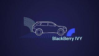 BlackBerry IVY - Intelligent Vehicle Data Platform
