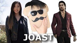 Janet's Dad vs Toast - JOAST MEME DRAMA #42 - Yakuza Daddy