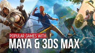 3ds max vs maya animation - Thủ thuật máy tính - Chia sẽ kinh nghiệm