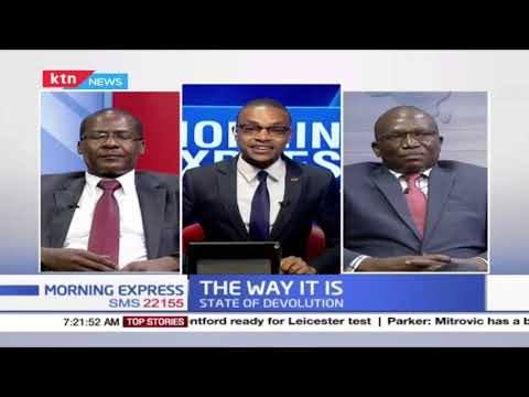 CoG seeks funds from treasury as Counties face financial challenges | The Way It is | Part 2