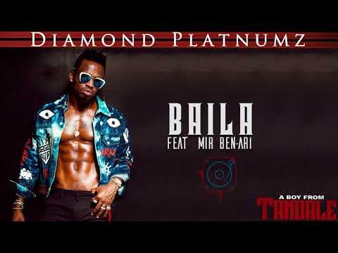 Diamond Platnumz Ft Miri Ben-Ari - Baila (Official Audio)