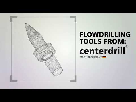 Centerdrill_Your specialist for flowdrilling