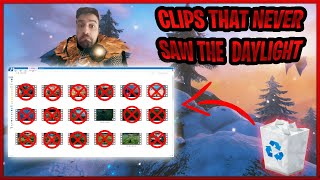 Every clip I ever failed in a montage