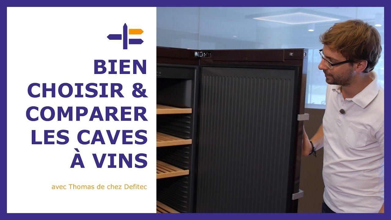 Choisir votre cave à vins