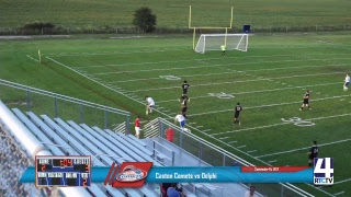 Caston Soccer vs Delphi