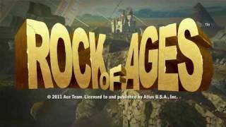 videó Rock of Ages