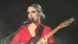 Anna Calvi - Blackout (Bologna, July 26th 2012)