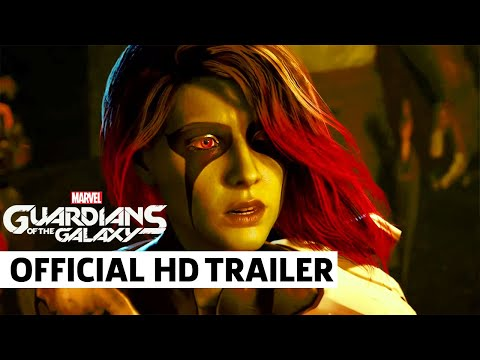 Guardians of the Galaxy Trailer   PlayStation Showcase 2021