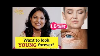 Best Anti-ageing Tips To Maintain A Youthful Skin - #Zindagi_With _icha