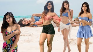 Sakshi Malik hot photoshoot album || Sakshi Malik hot video || Naatube1