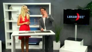 Lunartec Automatische LED-Türbeleuchtung mit PIR-Bewegungssensor