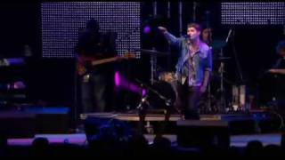 Daniel Merriweather-Cigarettes(Live@ BBC Radio1 Big Weekend -05-2009)