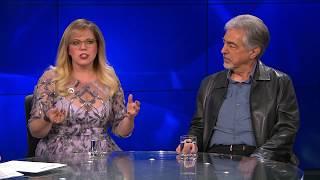 Interview de KTLA5 à propos du season finale (treize) avec Joe Mantegna et Kirsten Vangsness