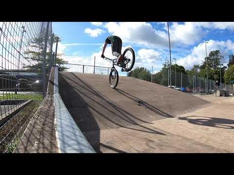 Riding Worcester Skate Park 24/09/2018 ++ Jay Saunders ++