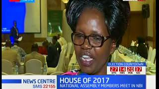 Issues NASA have over leadership of national assembly and senate
