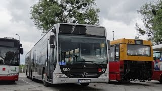 preview picture of video 'Mercedes-Benz Citaro G, MZK Kędzierzyn-Koźle'