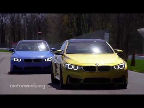 First Look: 2015 BMW M3 and M4