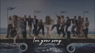 Andante, Andante   Lily James (Lyrics) | Mamma Mia 2