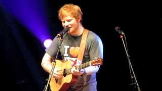 "Ed Sheeran - ""New York"""