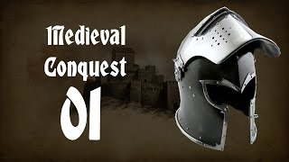Ep 1 - William Wallace - Medieval Conquest - Mount and Blade Warband Mod