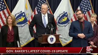 Gov. Baker COVID-19 update - March 15, 2020