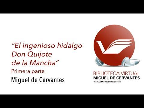 El ingenioso hidalgo Don Quijote de la Mancha, primera parte, capítulo I