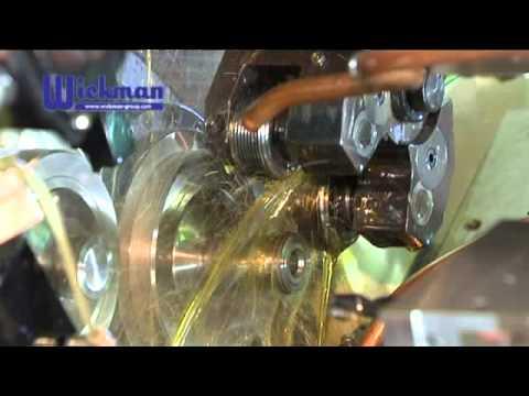 Sump plug - Wickman ACW 6-44 CNC (7 axis)