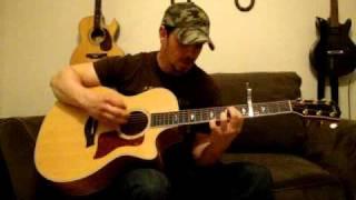 Jason Spivey - Real Things - Joe Nichols (cover)