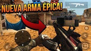 Video NUEVA ARMA AK-47 Y MP5 DE CRÉDITOS ACTUALIZACIÓN ÉPICA BULLET FORCE ANDROID & IOS!!