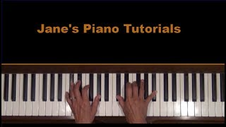Kenny G Forever In Love Piano Tutorial