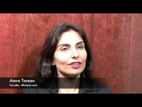 Amra Tareen Quot Me Gustar 237 A Que Allvoices Fuera La Voz De