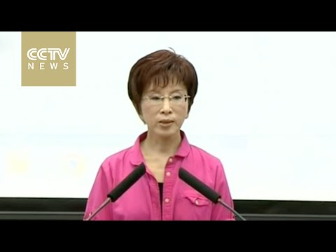 Only candidate in KMT primary passes opinion polls in Taiwan