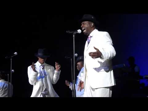 NEW EDITION: Can You Stand the Rain LIVE in Hawaii!