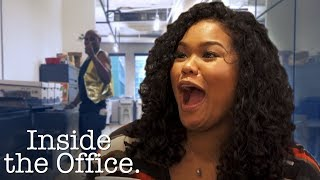 What Meg Wants   Inside The Office