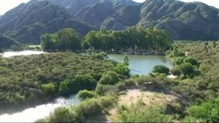 preview picture of video 'turismo san juan - www.bymartv.com- ciudad de valle fertil san juan argentina'