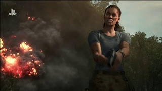 Uncharted: The Lost Legacy Story Trailer (Conference Audio) - E3 2017: Sony Conference