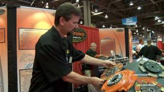 Centerforce Clutches at SEMA 2010