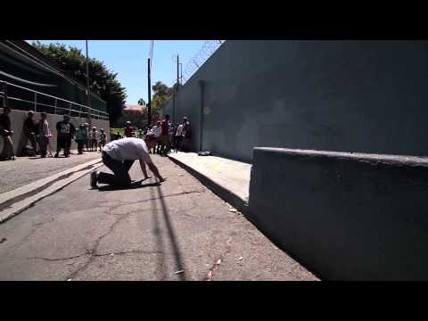 Phase Two Presents: 2014 L.A. Street Jam - CHURCH & LEDGES - part 2 of 7 [HD]