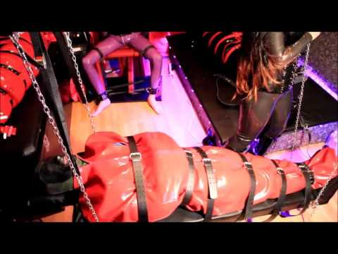 teaser rubberparty