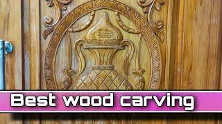 Door Woodcarving Work ||wood Carving Best Work