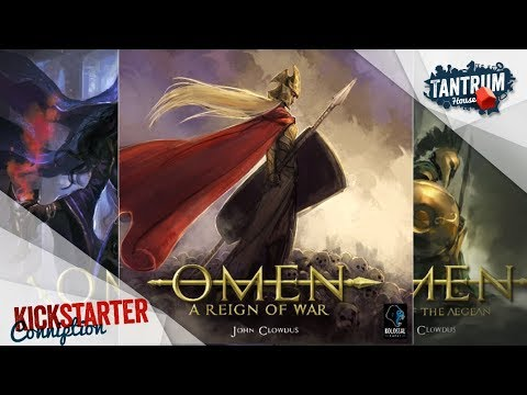 Omen Board Game Saga Preview