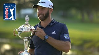 Dustin Johnson's highlights Rounds 1-4 | RBC Canadian Open 2018