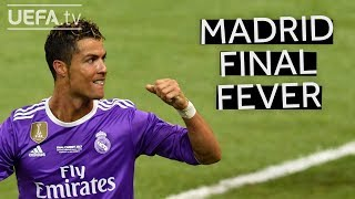 RONALDO, RAMOS, ZIDANE: All REAL MADRID goals from their CHAMPIONS LEAGUE victories! - Video Youtube
