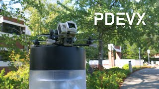Reset / PiratFrames Prototype + T-Motor F40 Pro IV / FPV Freestyle
