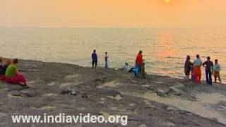 An Evening at Kappad Beach
