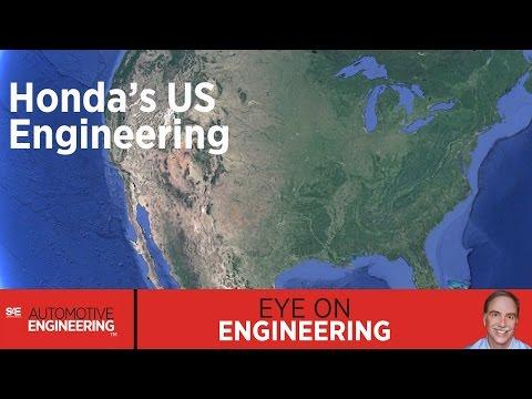 SAE Eye on Engineering: Honda's US Engineering