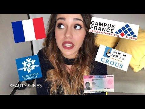 DÉMARCHES CAMPUS FRANCE-Mon expérience ~ Beauty's ines