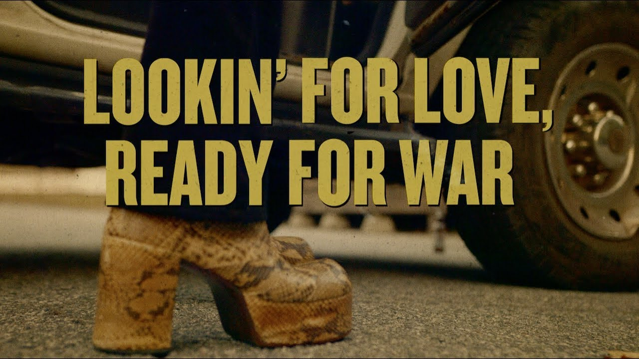 TUK SMITH & RESTLESS HEART Looking for love, ready for war