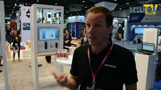 Web TV: Smart buildings and smart homes