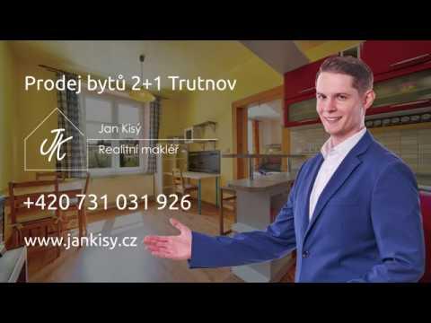 Prodej bytu 2+1 62 m2 Přádelnická, Trutnov Střední Předměstí